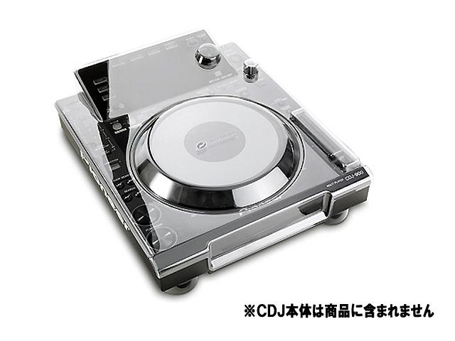 DECKSAVER(デッキセーバー) / DS-PC-CDJ900 【PIONEER CDJ-900 対応ダストカバー】