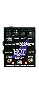 Carl Martin(カールマーチン) /  Hot Drive´n Boost MKII - ブースター+ディストーション 《ギターエフェクター》 大特典セット