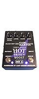 Carl Martin(カールマーチン) / Hot Drive´n Boost MK3 - ブースター+ディストーション 《ギターエフェクター》 大特典セット