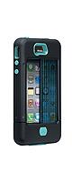 Case-mate(ケースメート) / TANK CASE for iPhone 4 / 4S (Navy / Aqua) 【米軍軍事規格テスト基準クリア】