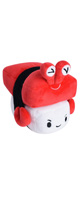 Choba / Food Plush (Crab / カニ) - 寿司グッズ 寿司クッション -
