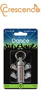 Crescendo(クレシェンド) / Dance 大音量音楽鑑賞用イヤープラグ 【イヤープロテクター(高性能耳栓)/遮音レベル:約19dB】 クラブ、ライブ、フェス用におすすめ