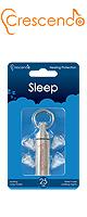 Crescendo(クレシェンド) / SLEEP (安眠用)  【イヤープロテクター(高性能耳栓)/遮音レベル:約25dB】