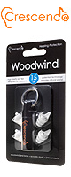 Crescendo(クレシェンド) / Woodwind (管楽器用)  【イヤープロテクター(高性能耳栓)/遮音レベル:約15dB】