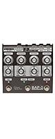 Crews Maniac Sound(クルーズマニアックサウンド) / BAP-2 Bass Foot Preamp - べース用プリアンプ - ■限定セット内容■→ 【・ESP ギターシールド 3M ・OAタップ 】