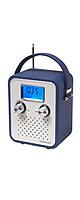 Crosley(クロスレイ) / SONGBIRD (BLUE) CR8006A-BL  - スピーカー・AMラジオ -