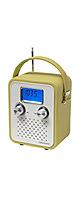 Crosley(クロスレイ) / SONGBIRD (GREEN) CR8006A-GR  - スピーカー・AMラジオ -