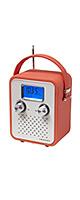 Crosley(クロスレイ) / SONGBIRD (ORANGE) CR8006A-OR  - スピーカー・AMラジオ -