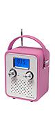 Crosley(クロスレイ) / SONGBIRD (PINK) CR8006A-PK  - スピーカー・AMラジオ -