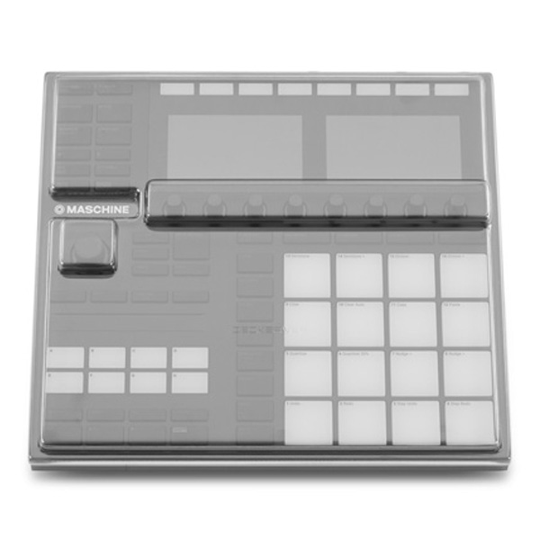 DECKSAVER(デッキセーバー) / DS-PC-MASCHINEMK3 【Native Instruments  MASCHINE MK3 対応ダストカバー】