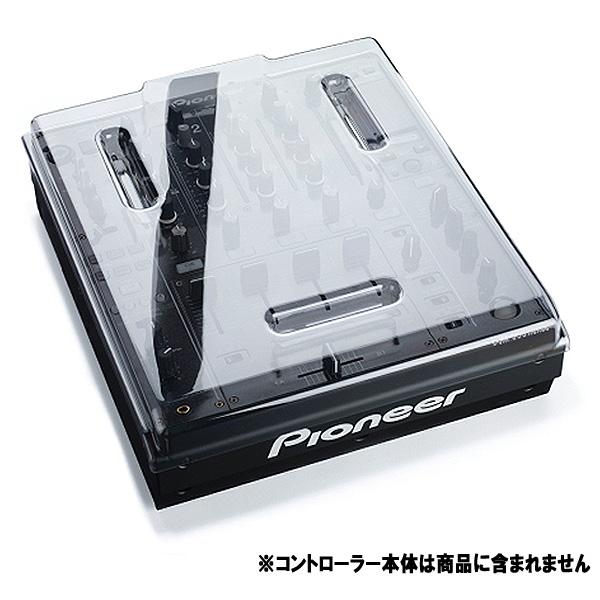 ■ご予約受付■ DECKSAVER(デッキセーバー) / DS-PC-DJM900 【Pioneer DJM-900 Nexus /DJM-900SRT 対応ダストカバー】