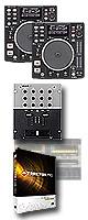 DN-S1200 TRAKTOR PRO DVSセット ■限定セット内容■→ 【・USBメモリ2個 ・ミックスCD作成KIT ・教則DVD ・OAタップ ・セッティングマニュアル ・DN-HP500 】