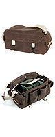 DOMKE(ドンケ) / F-2 BAG RUGGEDWEAR SHOOTER'S BAG (700-02A / RuggedWear)  - カメラバッグ -