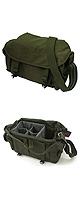 DOMKE(ドンケ) / F-2 DOMKE'S ORIGINAL BAG (700-02D / OLIVE) - カメラバッグ -
