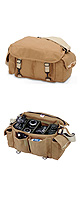 DOMKE(ドンケ) / F-2 DOMKE'S ORIGINAL BAG (700-02S / SAND) - カメラバッグ -