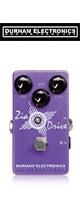 DURHAM ELECTRONICS / Zia Drive - オーバードライブ - ■限定セット内容■→ 【・パッチケーブル(KLL15) 】
