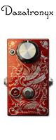 Dazatronyx(デイザトロニクス) / The Germanium Amplifier - トランジスタ・ブースター - 《ギターエフェクター》 ■限定セット内容■→ 【・Fender ピック 】