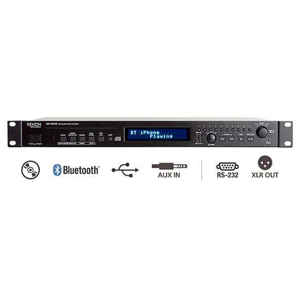 Denon(デノン) / DN-500CB - 業務用CDプレーヤー - 3大特典セット