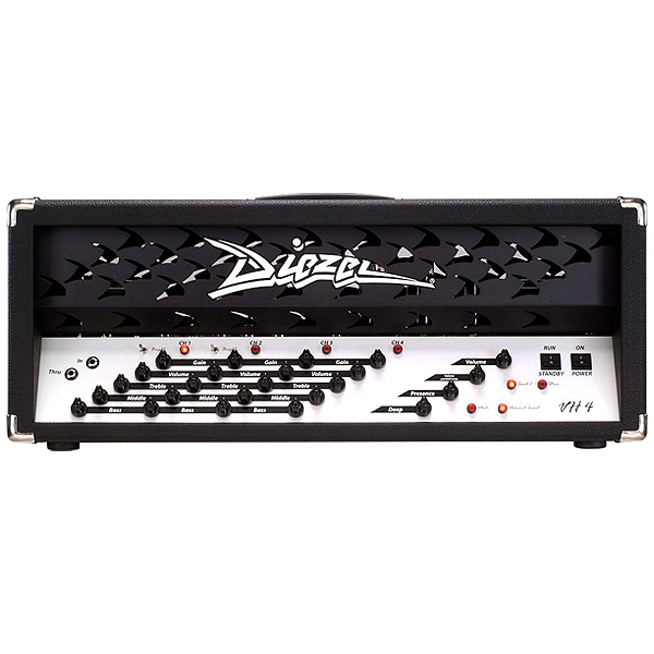 Diezel(ディーゼル) / VH4 - ギターアンプヘッド -