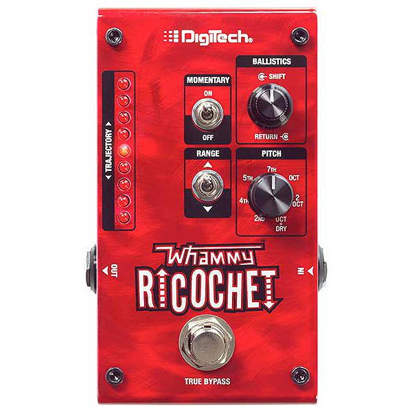 DigiTech(デジテック) / Whammy Ricochet - ピッチシフター - 《ギターエフェクター》