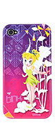Disney(ディズニー) / Tinkerbell (Purple/Pink) Protector Case for iPhone 4 - iPhone 4専用ケース -