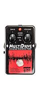 EBS(イービーエス) / MultiDrive Studio Edition Universal Overdrive Pedal -オーバードライブ- 《ベースエフェクター》 大特典セット