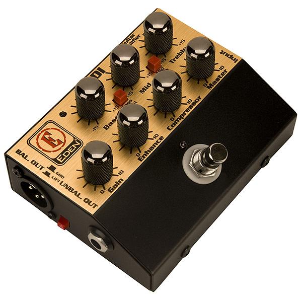 EDEN(エデン) / WTDI - DIボックス ベースプリアンプ - 《ベースエフェクター》