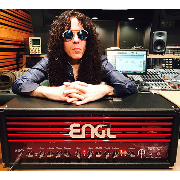 ENGL / Marty Friedman INFERNO Signature 100【E766】 -  ギターアンプ -
