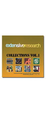 V.A. / Extensiveresearch Collections Vol.1 [スクラッチネタ・サンプリングネタ CD] [正規ライセンス盤]