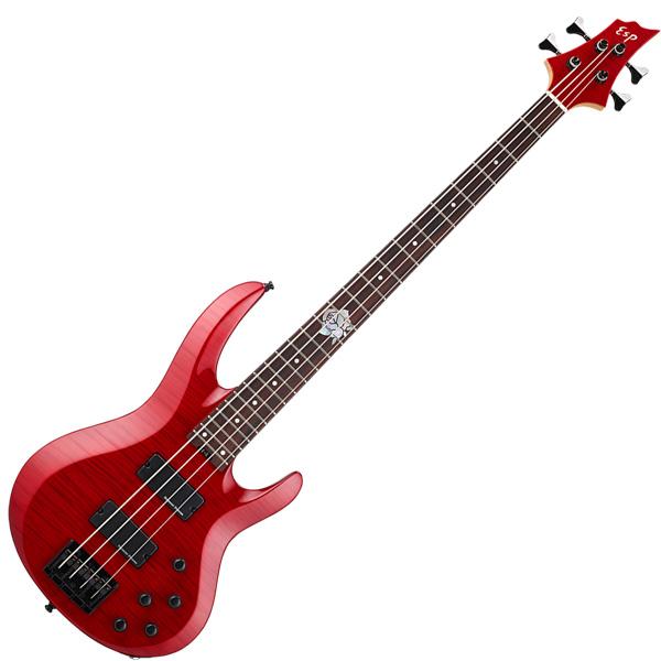 【受注生産品】ESP / ESP×バンドリ! ガールズバンドパーティ!コラボ Roseliaモデル BTL ROSELIA LISA Lisa Imai Signature Model ベースギター ■限定セット内容■ 【・当店オススメシールド(ベルデン/長さ:2m) 】