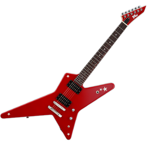 BanG Dream! /  ESP×バンドリ!Kasumi Toyama Signature Model  BanG Dream!RANDOM STAR Kasumi  - エレキギター- ■限定セット内容■ 【・ESP ギターシールド 3M 】