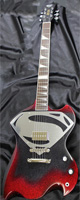 【中古品・超美品】ESP(イーエスピー) SUPERMAN GUITAR 限定生産ギター エレキギター