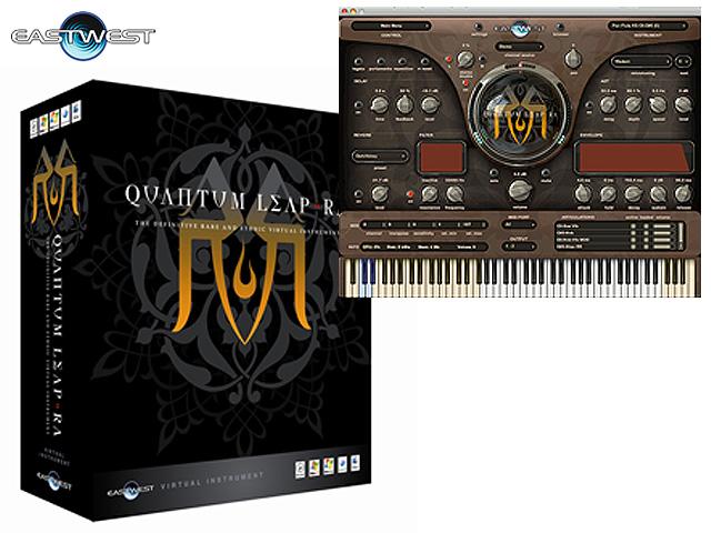 East West(イーストウエスト) / Quantum Leap RA PLAY Edition 【民族楽器音源】