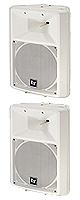 Electro-Voice(エレクトロボイス) / SX300 White 【ペア/二本販売】 -パッシブスピーカー- [国内正規品5年保証] 2大特典セット
