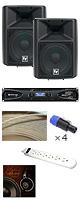 【超爆音セット】Electro-Voice(エレクトロボイス) / Amcron(アムクロン) / Sx300E と XLS2002 2大特典セット