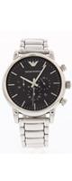 Emporio Armani(エンポリオアルマーニ) / Classic Chronograph Watch AR1894 - 腕時計 -