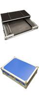 Euro Style(ユーロスタイル) / DJ CONTROLLER CASE (SMALL) BLUE (ブルー) 【対応機種 Pioneer DDJ-SR2, DDJ-RR / Numark MIXDECK EXPRESS , NV II / Native Instruments TRAKTOR KONTROL S2 MK2 / S4 MK2 / Vestax VCI-380 , VCI-400 / Denon MC6000MK2】 - DJコントローラーケース -