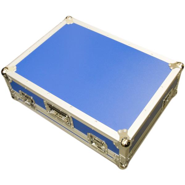 【タイムセール限定1台】Euro Style(ユーロスタイル) / DJ CONTROLLER CASE (SMALL) BLUE (ブルー) 【対応機種 Pioneer DDJ-SR2, DDJ-RR / Numark MIXDECK EXPRESS , NV II / Native Instruments TRAKTOR KONTROL S2 MK2 / S4 MK2 / Vestax VCI-380 , VCI-400 / Denon MC6000MK2】 - DJコントローラーケース -の商品レビュー評価はこちら
