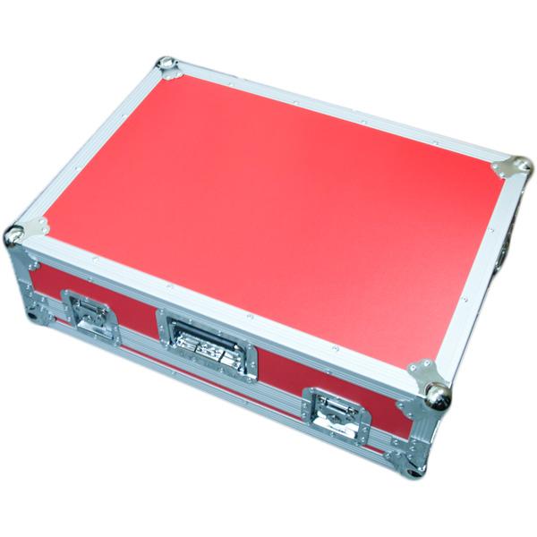 【タイムセール限定1台】Euro Style(ユーロスタイル) / DJ CONTROLLER CASE (SMALL) RED (レッド) 【対応機種 Pioneer DDJ-SR2, DDJ-RR / Numark MIXDECK EXPRESS , NV II / Native Instruments TRAKTOR KONTROL S2 MK2 / S4 MK2 / Vestax VCI-380 , VCI-400 / Denon MC6000MK2】 - DJコントローラーケース -の商品レビュー評価はこちら