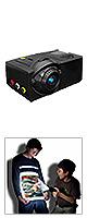 Eyeclops / Mini Projector - お手軽プロジェクター -