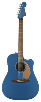 Fender(フェンダー) / REDONDO PLAYER BLB(Belmont Blue) エレアコ フィッシュマンピックアップ搭載