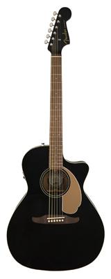 Fender(フェンダー) / NEWPORTER PLAYER JTB(Jetty Black) エレアコ フィッシュマンピックアップ搭載