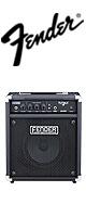 Fender USA(フェンダー USA) / Rumble 15 Combo ベースアンプ 【ESP3Mシールド・OAタッププレゼント!】 2大特典セット