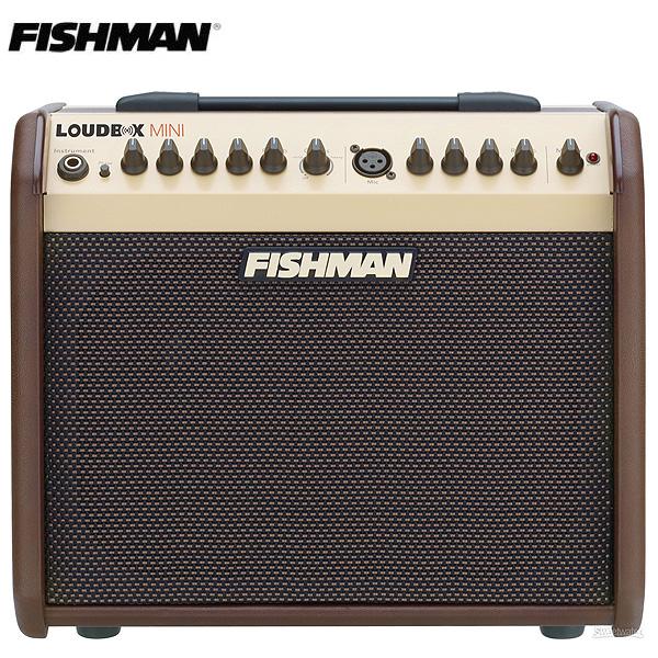 FISHMAN(フィッシュマン) / Loudbox Mini Amplifier - アコースティック ギターアンプ -