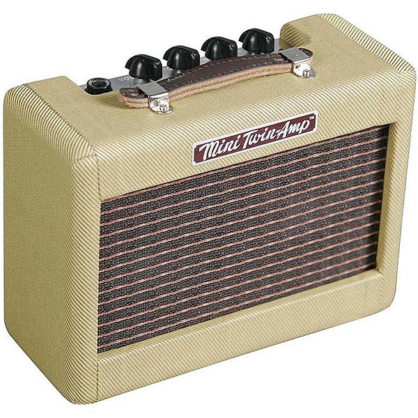 Fender USA(フェンダー USA) / Mini '57 Twin-Amp 234811000 - ミニアンプ 電池駆動 -