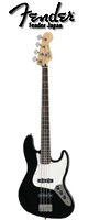 Fender Japan (フェンダージャパン) JB-STD BLK エレキベース -ジャズベース -