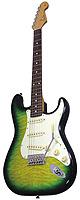 Fender Japan (フェンダ-ジャパン) / ST62/QT (YLM) - エレキギター ストラト -