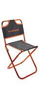 高品質コンパクトチェアー (Folding Chair) - 折り畳み椅子【専用収納袋付】