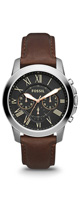 Fossil(フォッシル) / Grant Stainless Steel Watch  FS4813 - 腕時計 -