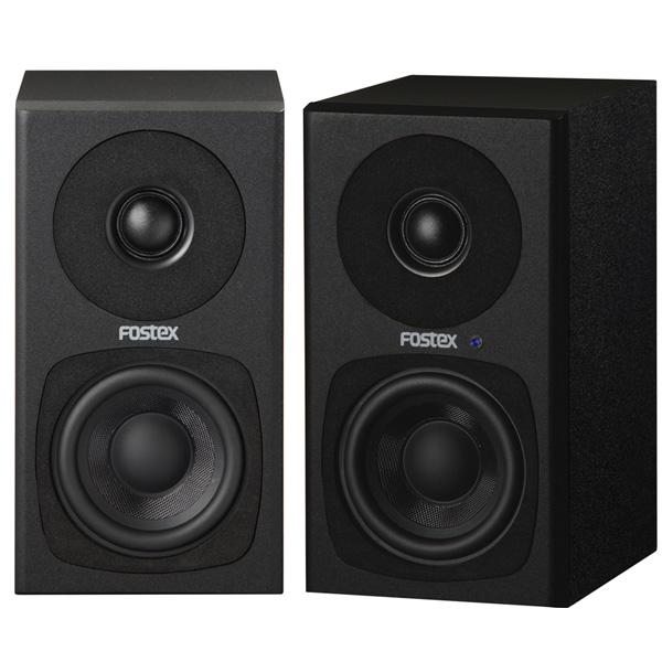 Fostex(フォステックス) / PM0.3(B) (ペア) - モニタースピーカー -  ■限定セット内容■ 【・最上級エージング・ツール 】